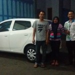 Foto Penyerahan Unit 2 Sales Marketing Mobil Dealer Daihatsu Sragen Bowo
