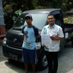Foto Penyerahan Unit 3 Sales Marketing Mobil Dealer Daihatsu Sragen Bowo