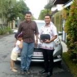 Foto Penyerahan Unit 4 Sales Marketing Mobil Dealer Daihatsu Sragen Bowo