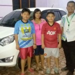 Foto Penyerahan Unit 6 Sales Marketing Mobil Dealer Daihatsu Sragen Bowo
