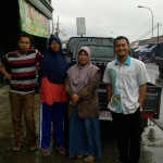 Foto Penyerahan Unit 8 Sales Marketing Mobil Dealer Daihatsu Sragen Bowo