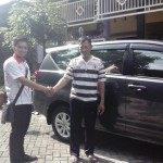 Foto Penyerahan Unit 16 Sales Marketing Mobil Dealer Toyota Surabaya Akmal