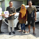 Foto Penyerahan Unit 19 Sales Marketing Mobil Dealer Toyota Surabaya Akmal