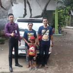 Foto Penyerahan Unit 3 Sales Marketing Mobil Dealer Toyota Jember Taufiq