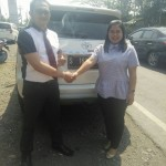 Foto Penyerahan Unit 4 Sales Marketing Mobil Dealer Honda Mojokerto Noffi