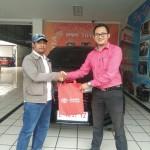 Foto Penyerahan Unit 6 Sales Toyota Noffi