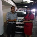 Foto Penyerahan Unit 8 Sales Marketing Mobil Toyota Erna