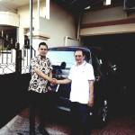 Foto Penyerahan Unit 7 Sales Marketing Mobil Dealer Suzuki Didi