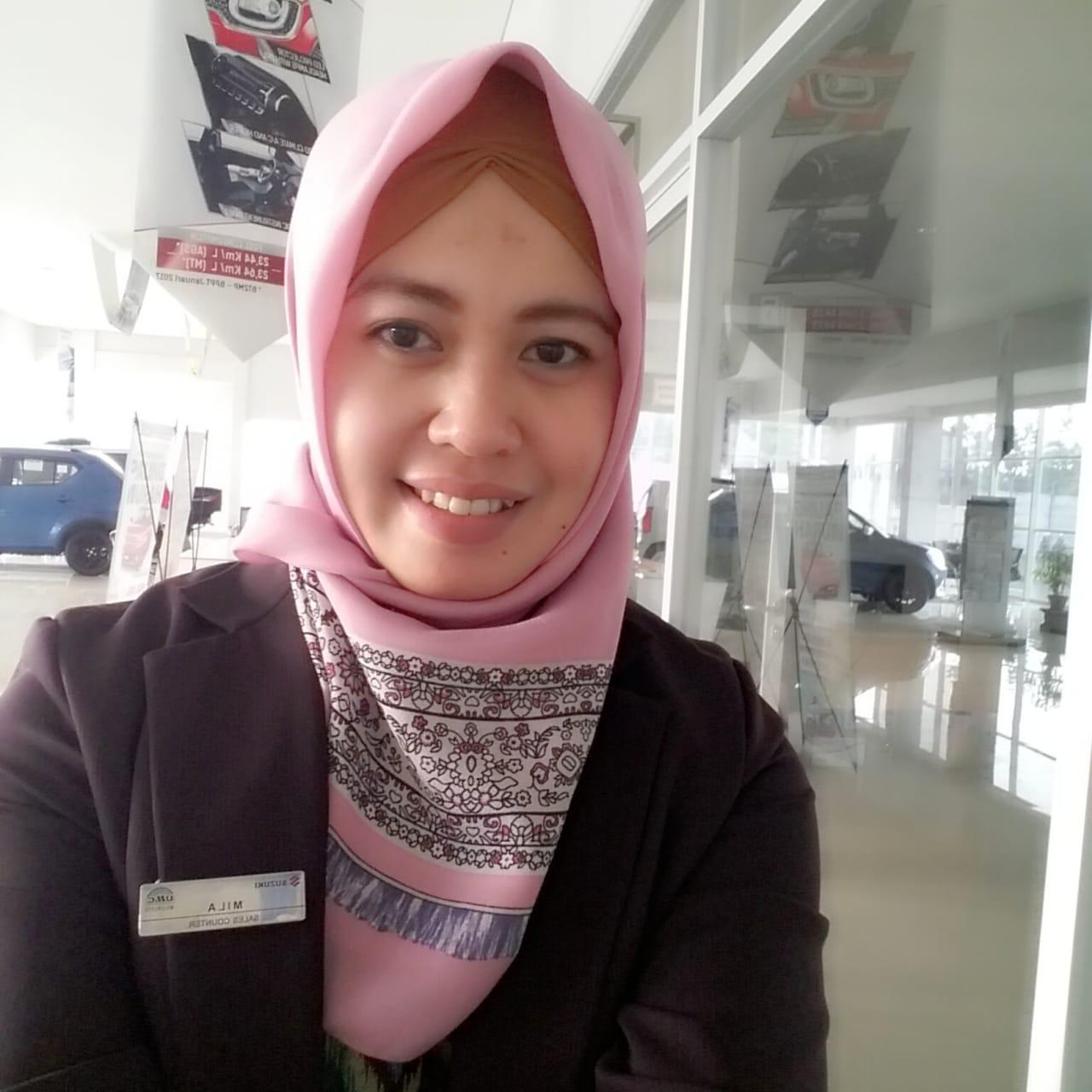 Sales Marketing Mobil Dealer Suzuki Mila