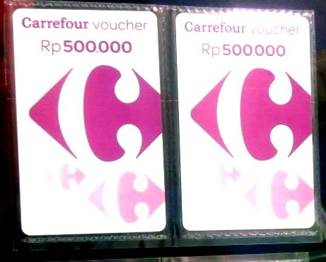 Carrefour Voucher