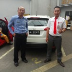 Foto Penyerahan Unit 13 Sales Marketing Mobil Dealer Honda Tulungagung Satria