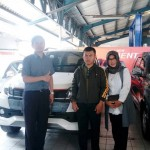 Foto Penyerahan Unit 17 Sales Marketing Mobil Dealer Toyota Sumedang Atep