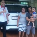 Foto Penyerahan Unit 18 Sales Marketing Mobil Dealer Toyota Indramayu Ryan