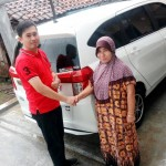 Foto Penyerahan Unit 18 Sales Marketing Mobil Dealer Toyota Sumedang Atep