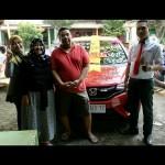 Foto Penyerahan Unit 2 Sales Marketing Mobil Dealer Honda Tulungagung Satria