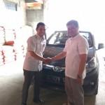 Foto Penyerahan Unit 5 Sales Marketing Mobil Dealer Toyota Tasikmalaya Nono