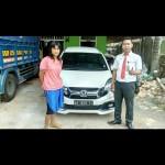 Foto Penyerahan Unit 6 Sales Marketing Mobil Dealer Honda Tulungagung Satria