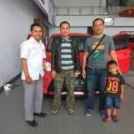 Foto Penyerahan Unit 7 Sales Marketing Mobil Dealer Toyota Tasikmalaya Nono