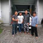 Foto Penyerahan Unit 8 Sales Marketing Mobil Dealer Toyota Tasikmalaya Nono