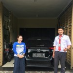 Foto Penyerahan Unit 9 Sales Marketing Mobil Dealer Honda Arif
