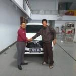 Foto Penyerahan Unit 9 Sales Marketing Mobil Dealer Toyota Tasikmalaya Nono