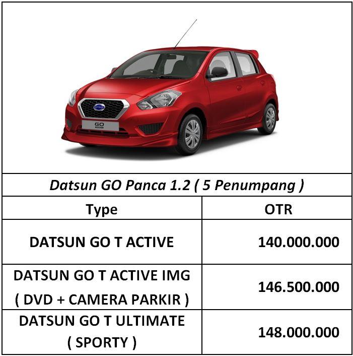 Harga Mobil Datsun 2 By Hendro