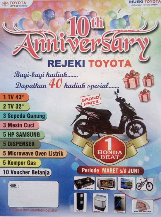 Promo Toyota By Atep