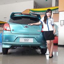 Sales Datsun Manado Atau Marketing Mobil Dealer Datsun Manado Sulut Lia Maidangkay, SS