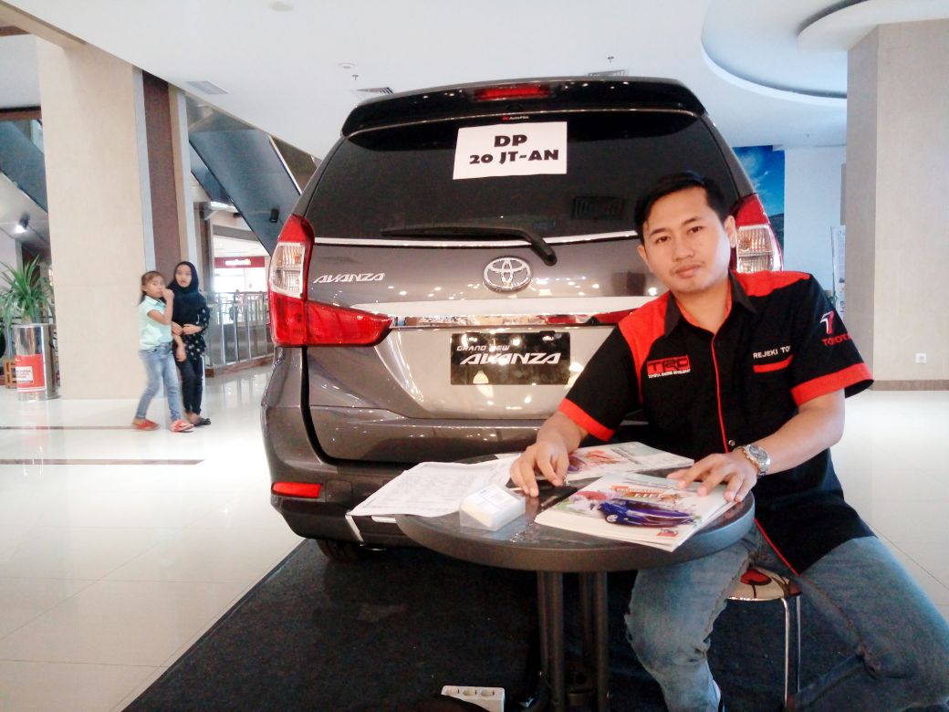Sales Marketing Toyota Atep