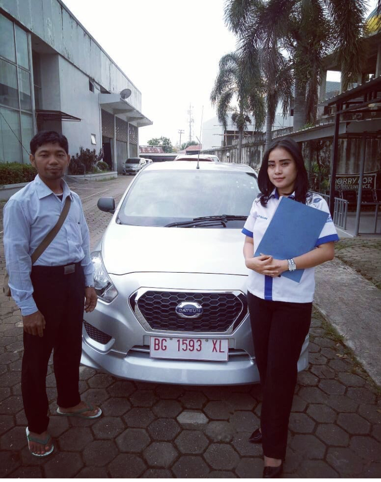 Sales marketing Mobil Dealer Datsun Wulan