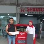 DO 3 Sales Marketing Mobil Dealer Honda Ina