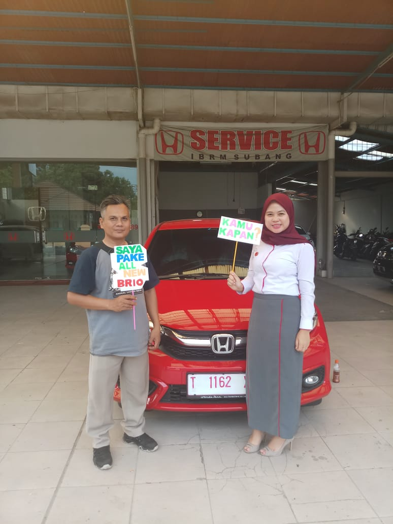 DO 6 Sales Marketing Mobil Dealer Honda Ina