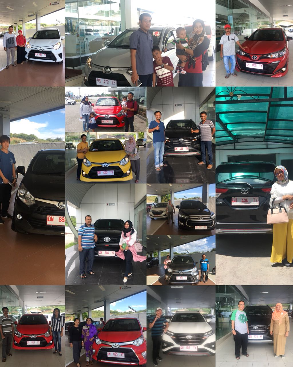 DO Sales Marketing Mobil Dealer Toyota Chia