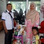 Foto Penyerahan Unit 10 Sales Marketing Mobil Dealer Datsun Probolinggo Novan