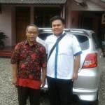 Foto Penyerahan Unit 10 Sales Marketing Mobil Dealer Datsun Purwokerto Erdi