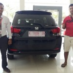 Foto Penyerahan Unit 11 Sales Marketing Mobil Dealer Honda Rizza