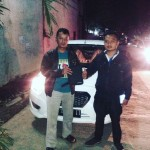 Foto Penyerahan Unit 13 Sales Marketing Mobil Dealer Datsun Agi