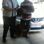 Foto Penyerahan Unit 14 Sales Marketing Mobil Dealer Datsun Purwokerto Erdi