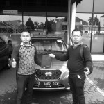 Foto Penyerahan Unit 15 Sales Marketing Mobil Dealer Datsun Agi