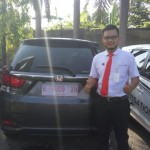Foto Penyerahan Unit 18 Sales Marketing Mobil Dealer Honda Rizza