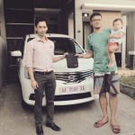 Foto Penyerahan Unit 2 Sales Marketing Mobil Dealer Datsun Magelang Bagus