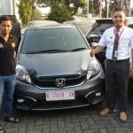 Foto Penyerahan Unit 21 Sales Marketing Mobil Dealer Honda Rizza