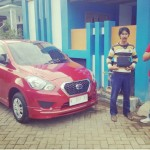 Foto Penyerahan Unit 23 Sales Marketing Mobil Dealer Mobil Nissan Datsun Tomy