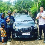 Foto Penyerahan Unit 24 Sales Marketing Mobil Dealer Mobil Nissan Datsun Tomy