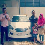 Foto Penyerahan Unit 26 Sales Marketing Mobil Dealer Mobil Nissan Datsun Tomy