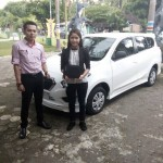 Foto Penyerahan Unit 3 Sales Marketing Mobil Datsun Situbondo Johar