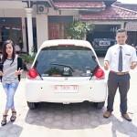 Foto Penyerahan Unit 3 Sales Marketing Mobil Dealer Honda Rizza