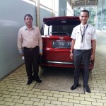 Foto Penyerahan Unit 4 Sales Marketing Mobil Dealer Honda Sukabumi Decky