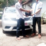 Foto Penyerahan Unit 5 Sales Marketing Mobil Dealer Datsun Magelang Bagus