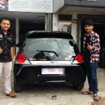 Foto Penyerahan Unit 5 Sales Marketing Mobil Dealer Honda Rizza